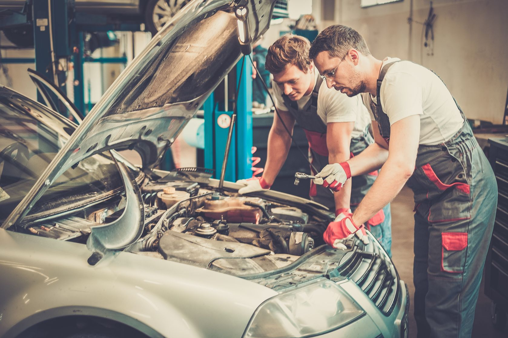 Mechanics Auto Enrolment